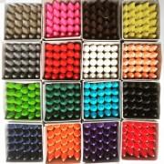 Farben, Stifte, Pinsel