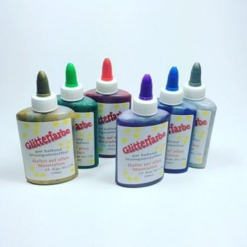 Glitter Malfarbe