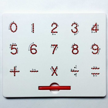 MagPad Zahlen, groß