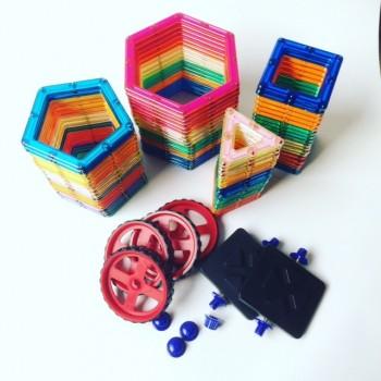 MagClix Magnet-Konstruktionsspiel