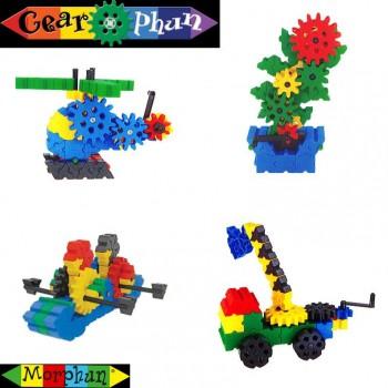 Super Morphun plus Zahnrad Konstruktionsspiel