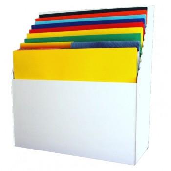 -NEU- Papierregal-Ständer für Großbögen bis 50/70 cm