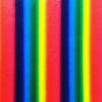 Regenbogen-Transparentpapier, 100er
