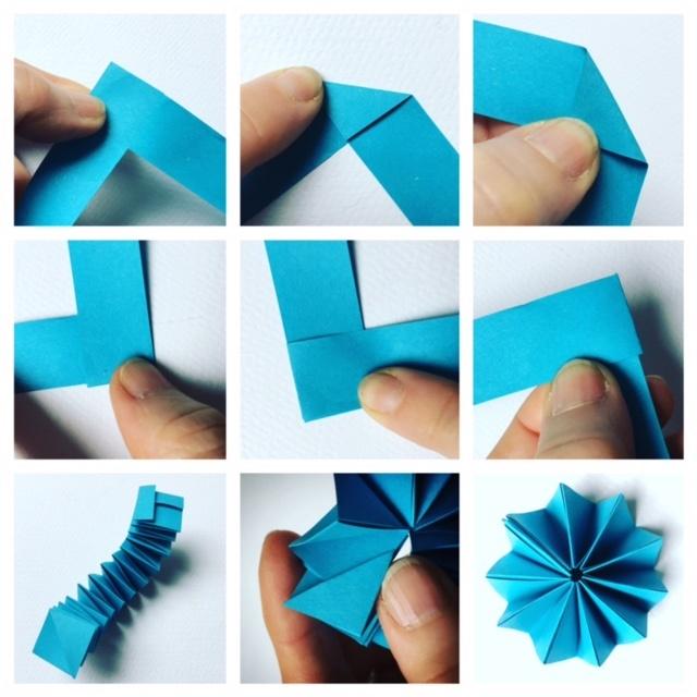 Zauber Blumchen Aus Papierstreifen Gratis Anleitung Z Ausdrucken