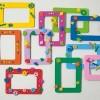 Duo Creativ-Moos farbig 10farbig