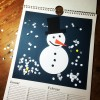 A4 - Dauer-Kalender zum Selbstgestalten
