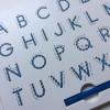 MagPad Buchstaben, groß