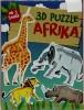 3-D-Puzzle Set Afrika