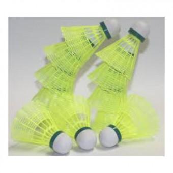 Badmintonbälle / Federbälle 12er Set