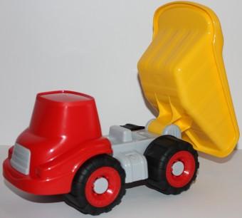 Super-Robustfahrzeuge 4er Set