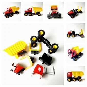 Kombi-Truck