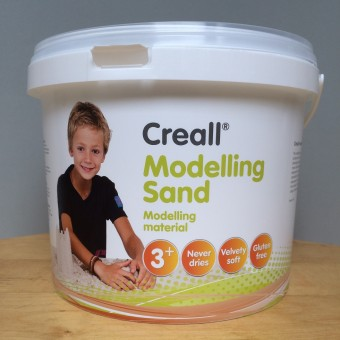 Kreativsand, Indoorsand