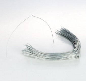 Laternenbügel aus Draht 100 Stück