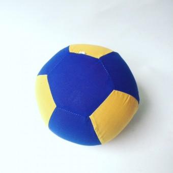 Zeitlupenball, Luftballonhülle aus Stoff
