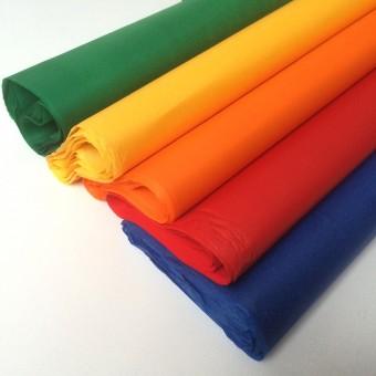 Seidenpapier Sortiment kräftigbunt