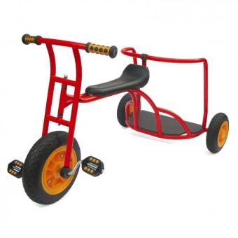 Dreirad-Kutsche, silber